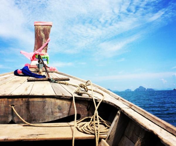 Long Tail Boat Ao Nang