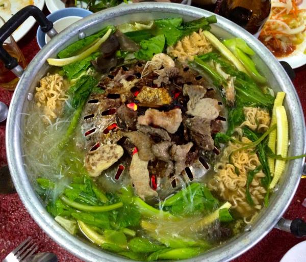 Thai BBQ