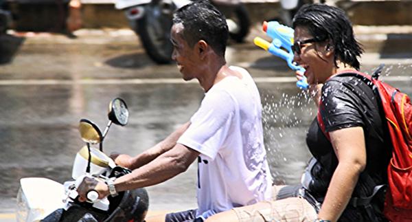 Songkran Ao Nang